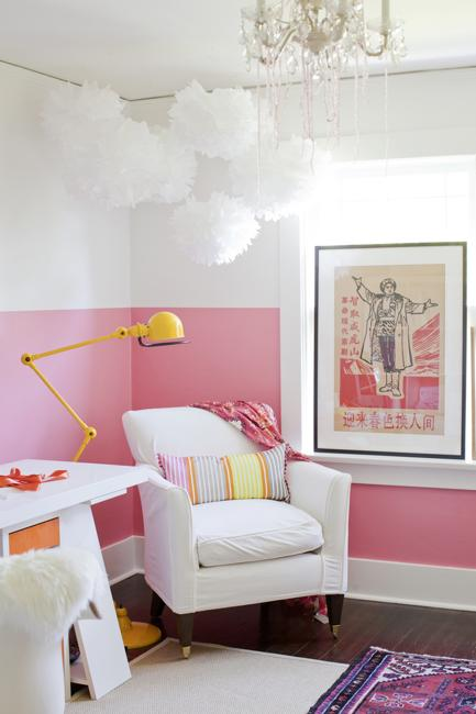 Use these tips and tricks to make your cozy home feel spacious and comf. Half Wall Painting Ideas Offering Fresh Perspectives on