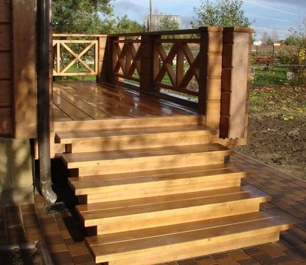 Outdoor Wooden Stairs Giving Unique, Warm Look to Modern ... on Backyard Stairs Design id=92694