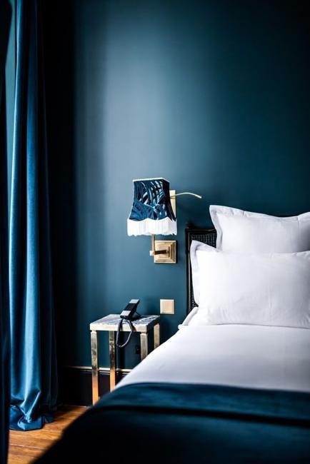 See more ideas about bedroom decor, grey walls, bedroom design. Blue Color Schemes for Interior Design, Inspiring