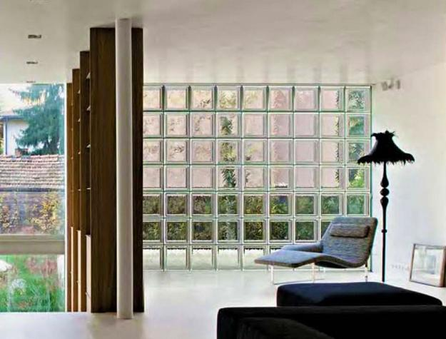 Glass Blocks Adding Sparkling Accents To Modern Home Designs