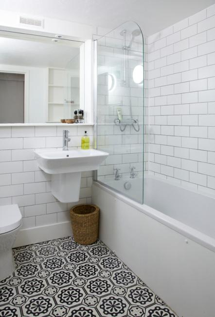Small Bathroom Tiles Old Design Trends Making Their Comeback