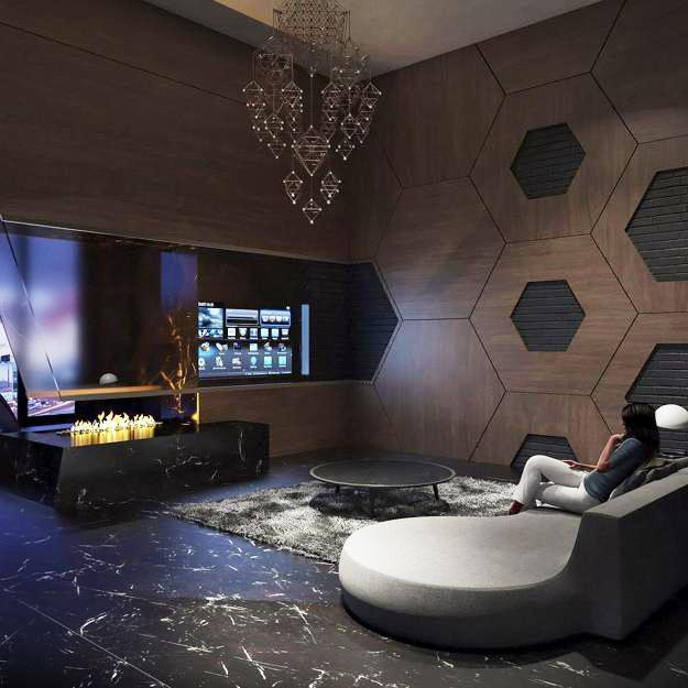 Latest Trends Enhancing Elegant Interior Design With Crystals