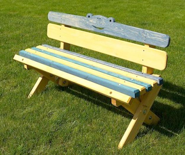 Diy Bench Design Ideas To Make Your Garden Comfortable And Inviting