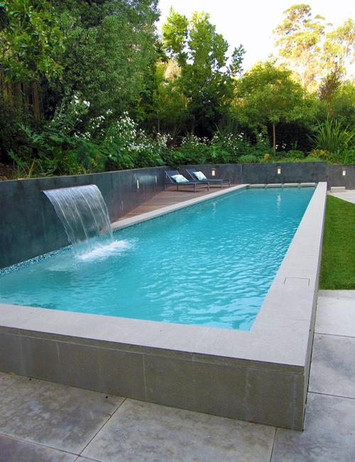 Attractive Above Ground Pool Designs and Patio Ideas on Pool Patio Design id=37390