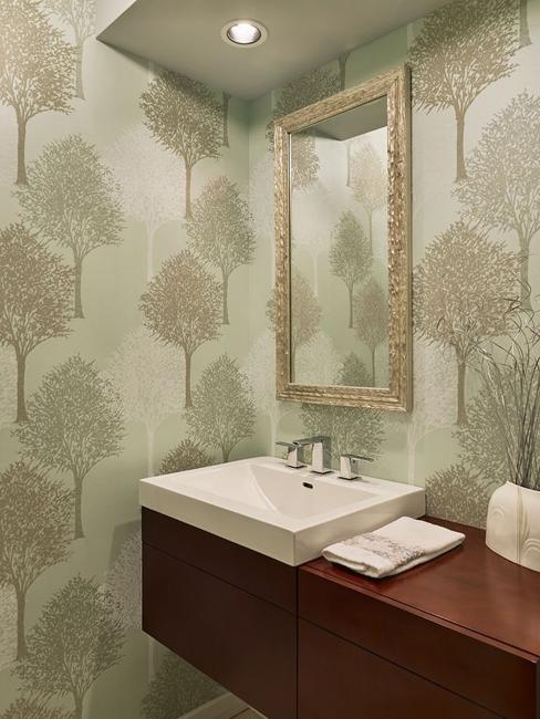 Modern Wallpaper Designs, Waterproof Ideas for Bathroom ... on Small:j8V-Fokdwly= Bathroom Renovation Ideas  id=31274