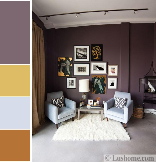Stylish Fresh Color Design Ideas For Modern Living Rooms 15 Color Schemes