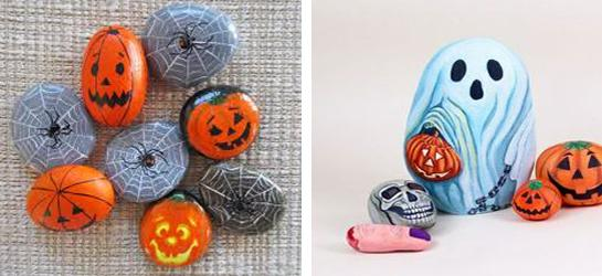 Inside, check out the best halloween face painting ideas adults will love. Rock Painting Designs For Gifts And Home Decorations Halloween Ideas