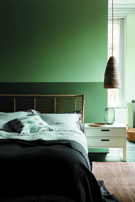 Neutrals Lose To Green Colors Modern Interior Color Trends 2019