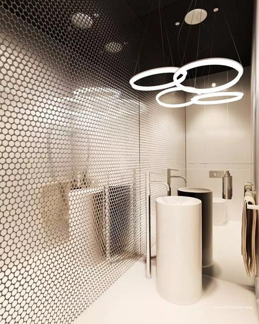 Bright Mosaic Tile Designs Modern Bathroom Design Trends 2020