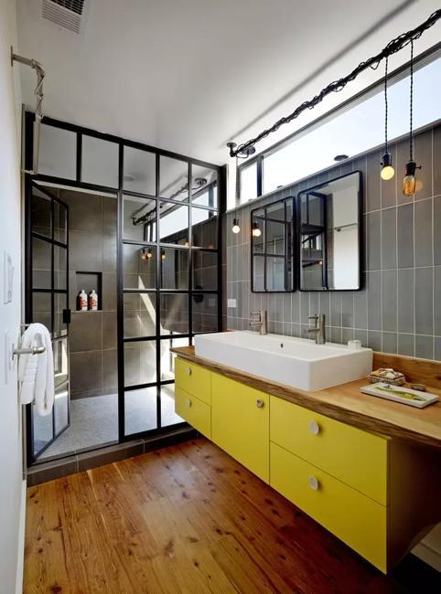 Modern Bathroom Design Trends 2020, Vibrant Colors of ...