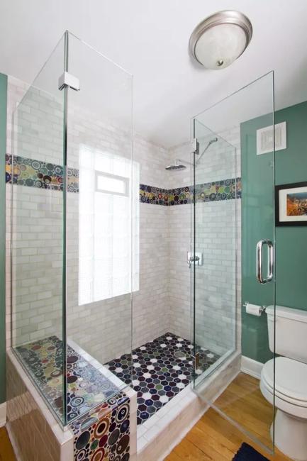 Modern Bathroom Design Trends 2020 Vibrant Colors Of