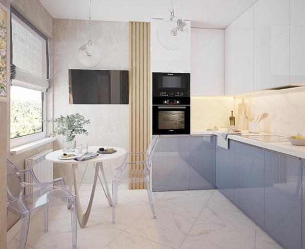 Modern Kitchen Design Trends 2020, Stylish Ideas to ... on Kitchen Modern Design 2020  id=34436