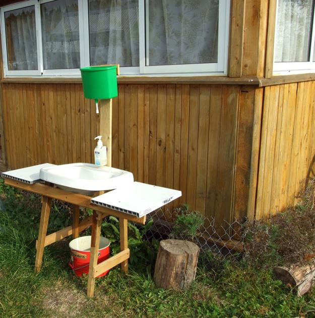 outdoor sinks convenient and cheap