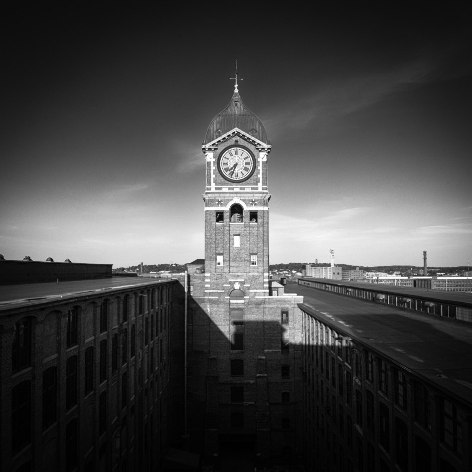 Ayer Mill: Clock Tower