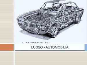 Lusso automobilia