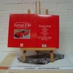 Ferrari F40 by Werner Schruf Price euro 75,00