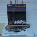 Maserati: The Grand Prix: Sports and GT Cars Model by Model, 1926-2003 by Tabucchi, Maurizio. Hardcover. Language English. Price euro 295,00