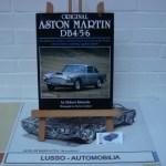 Original Aston-Martin DB4/5/6 by Edwards, Robert. Hardcover. Language English. Price euro 250,00