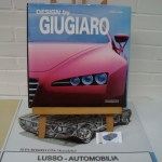 Design by Giugiaro. by Peter Vann. Hardcover. Language EN/IT. Price euro 75,00