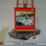 Bizzarrini The Genius Behind Ferrari's Success by De Hartog, Jack Koobs and De Biolley, Rodolphe and Olczyk, Philippe. Hardcover. Language English. Price euro 175,00