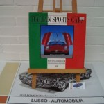 Italian Sports Cars by Goodfellow, Winston. Hardcover. Language English. Price euro 45,00