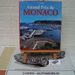 Grand Prix de Monaco by Schlegeimilch, Rainer W.; Michel, Norbert; Koneman. Hardcover. Language EN/GE/FR. Price euro 35,00