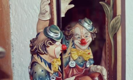 Luster - Clown (slider)