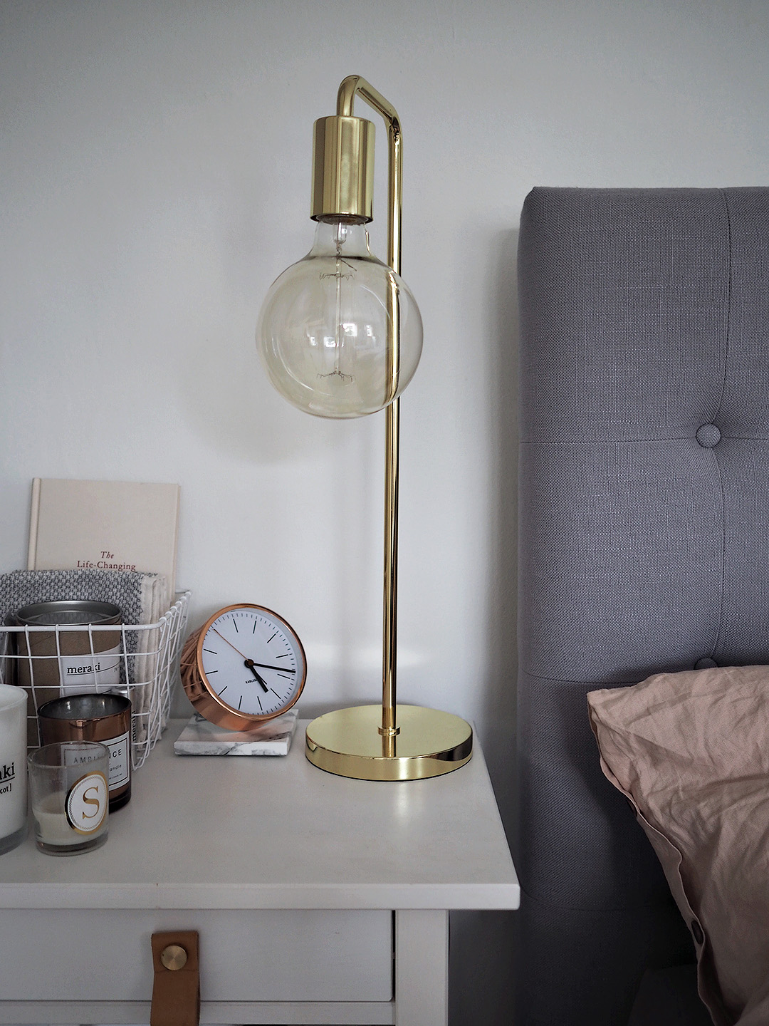 Scandi Bedroom