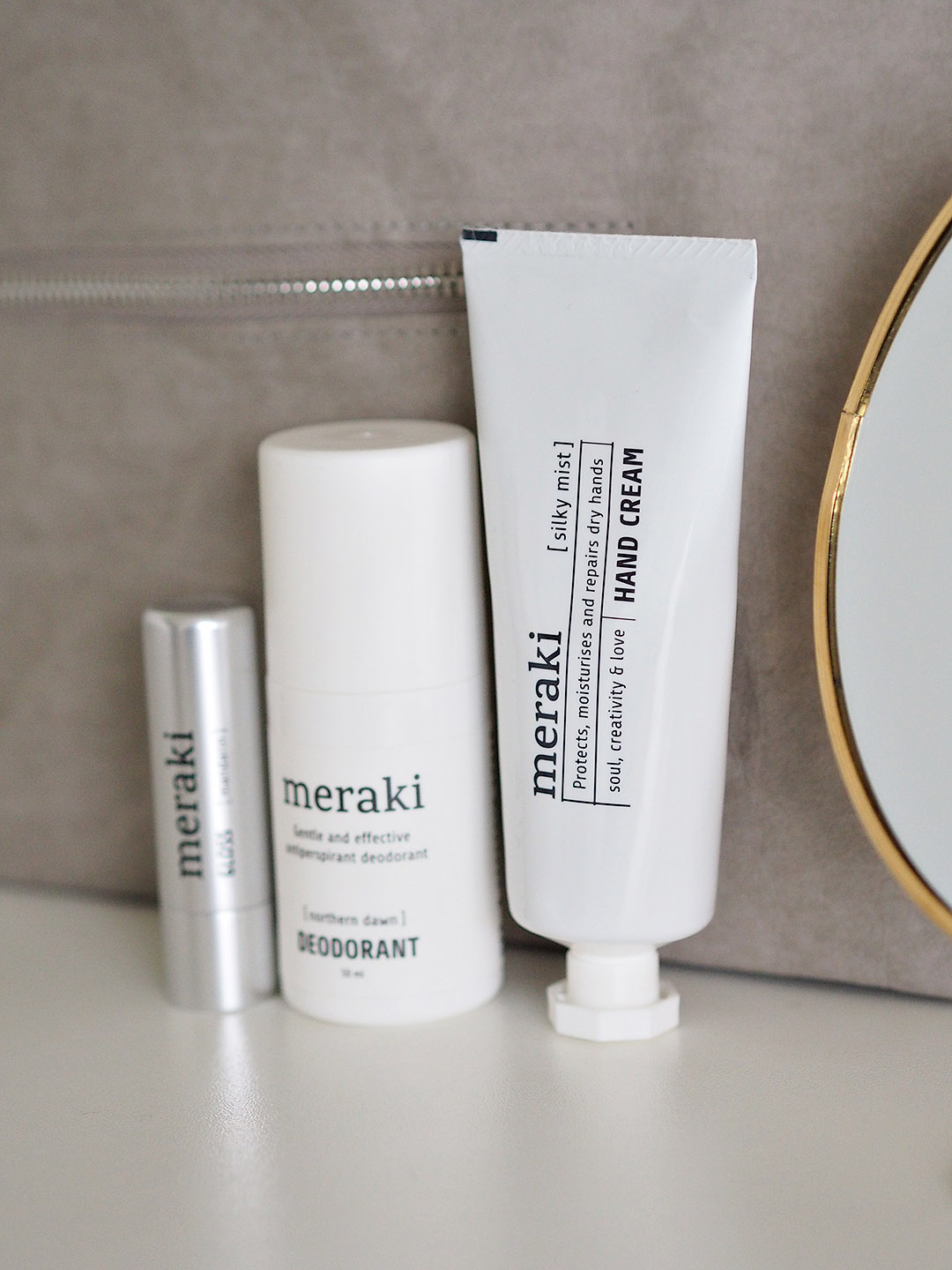 Meraki Travel Products