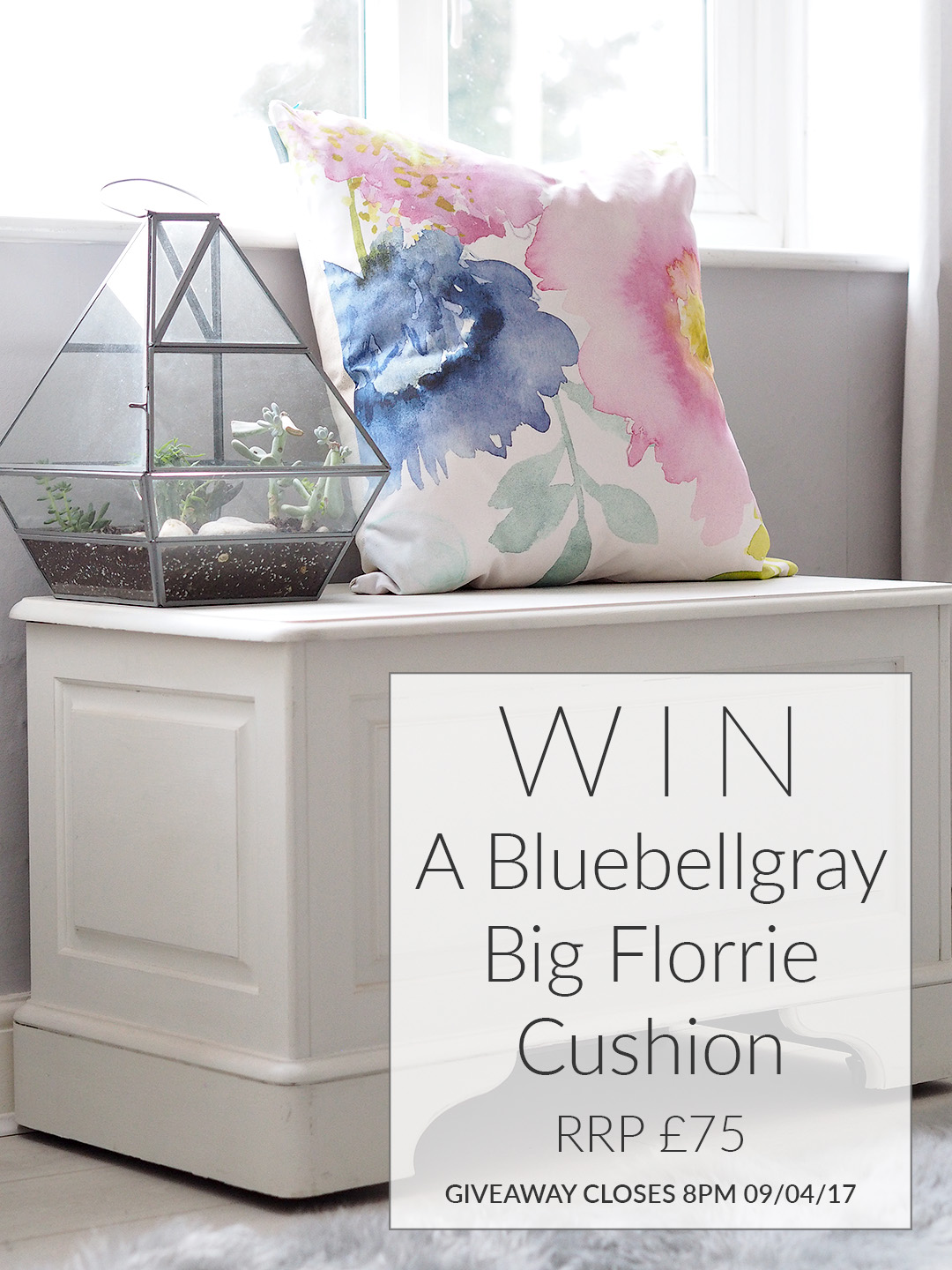 Bluebellgray Giveaway