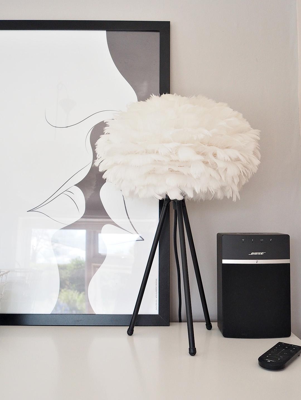 Vita Copenhagen Eos Goose Feather Lamp