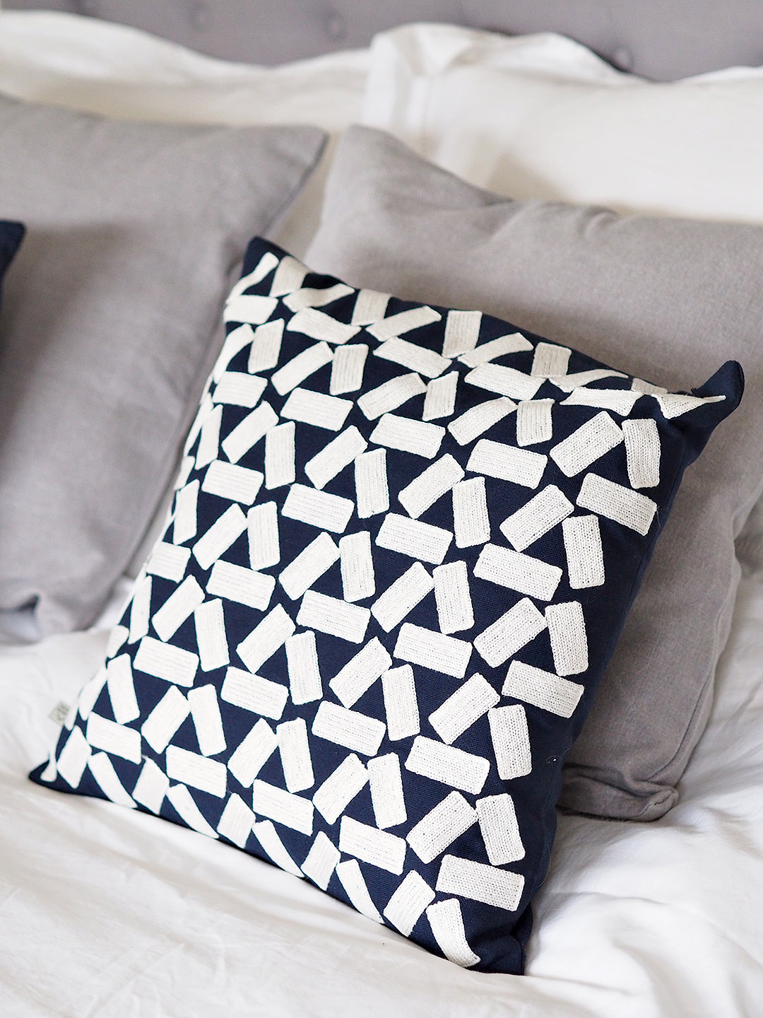 Scandi Bedroom Cushions