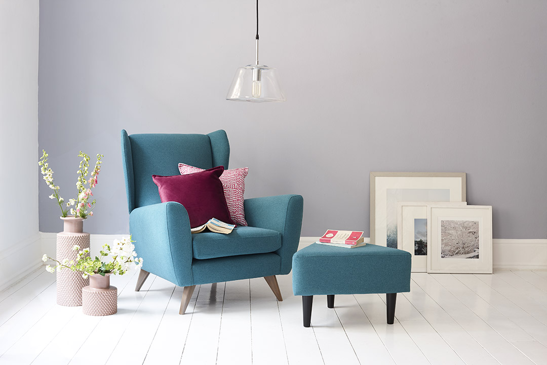 DFS Capsule Collection Calm and Lark Blue