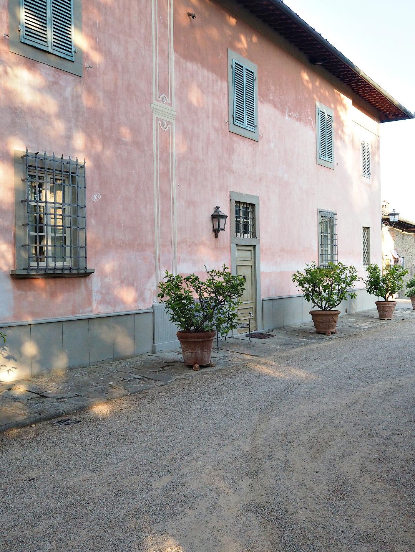 Villa Barberino Tuscany