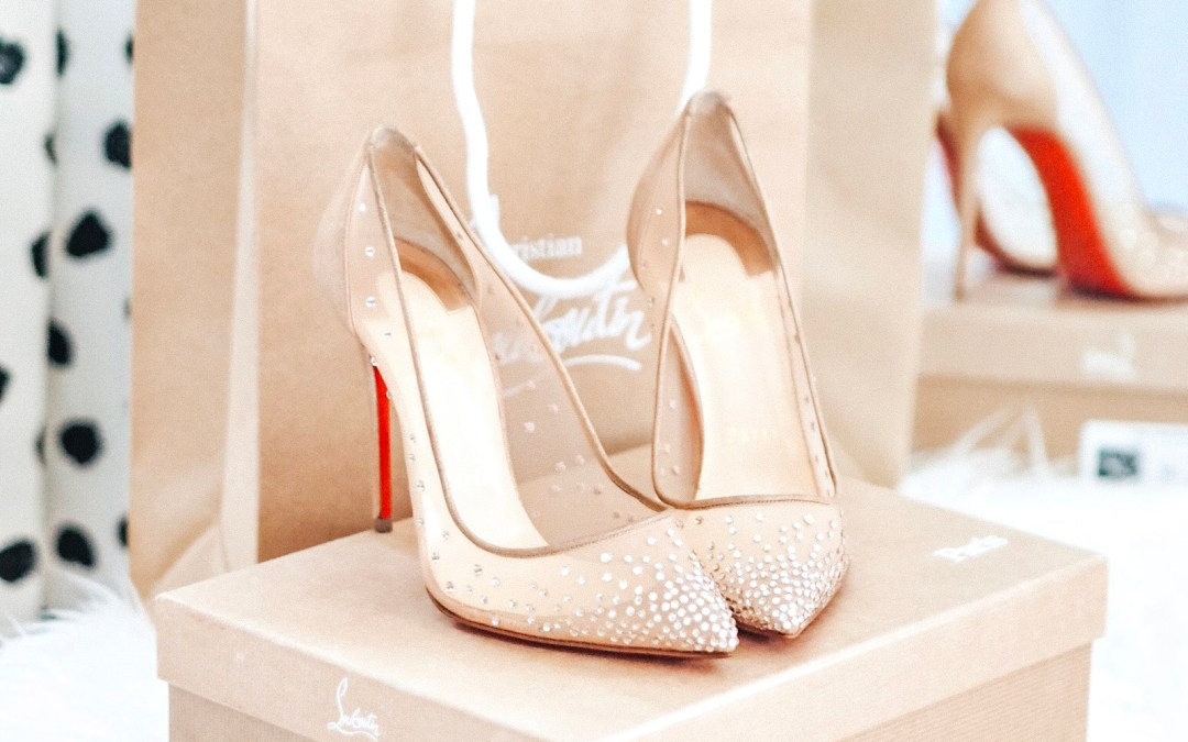 Finding My Dream Wedding Shoes