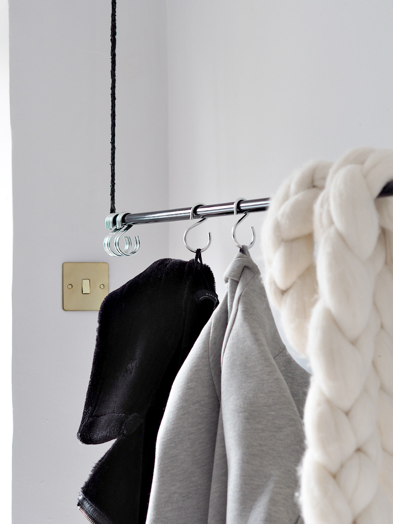 Revamp Restyle Reveal – Monochrome Hallway & Landing Makeover