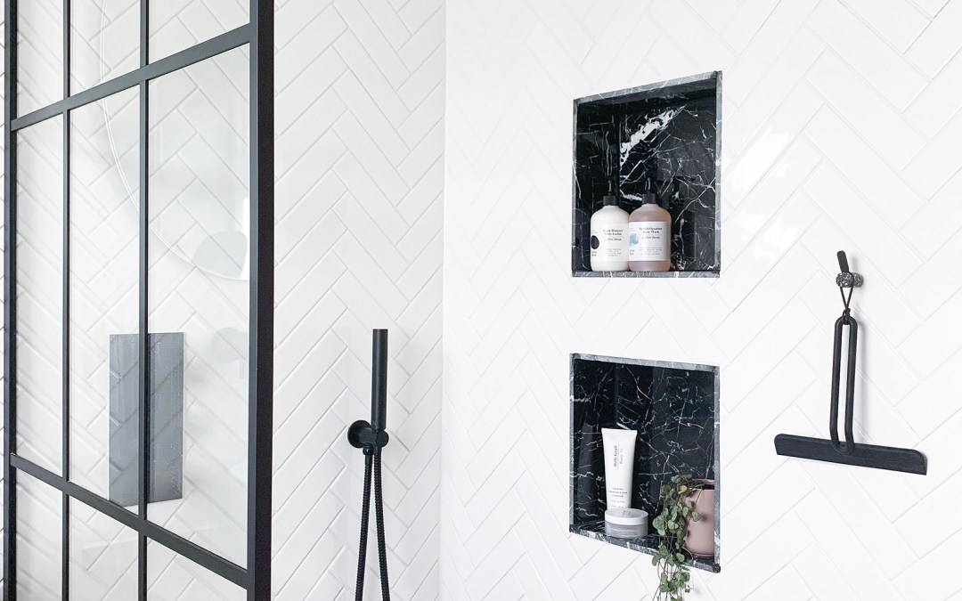Our Monochrome Wetroom & What We Would Have Done Differently