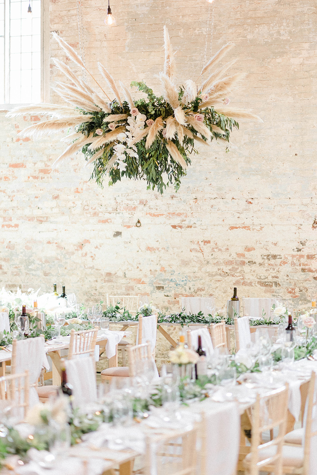 Lust Living Pampas Barn Wedding