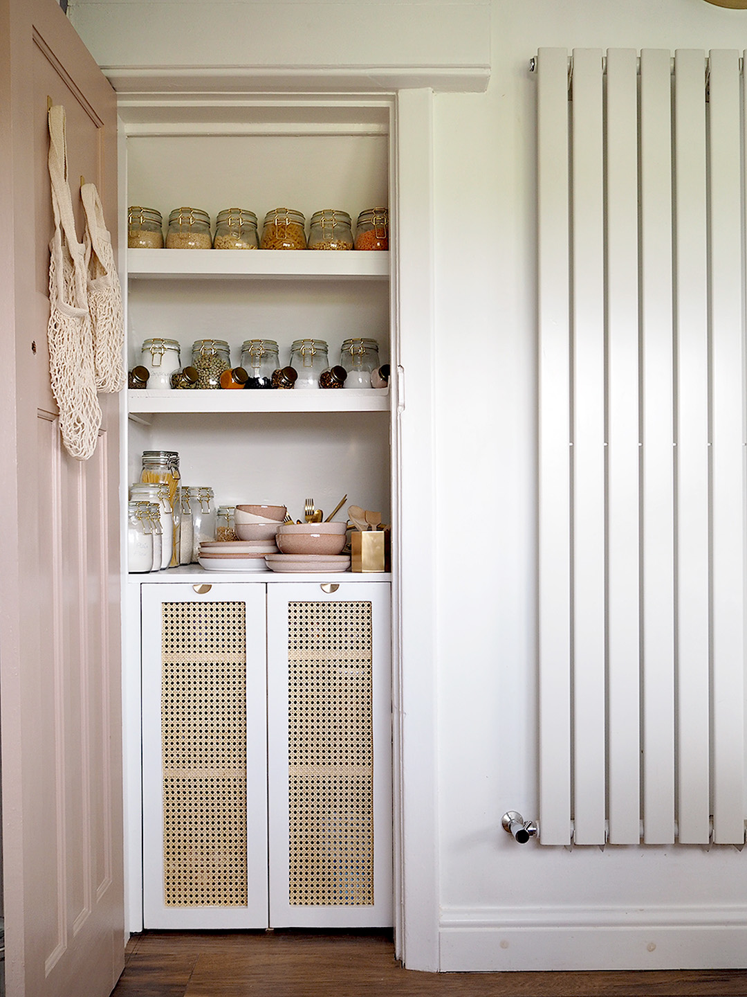 Under The Stairs Pantry Cupboard Reveal Lust Living