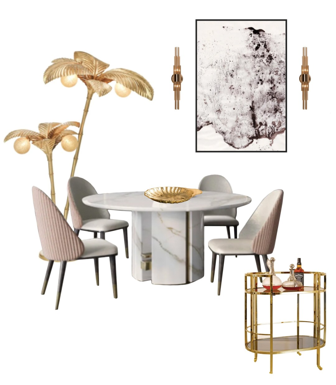 Dine In Style This Christmas - Juliettes Interiors