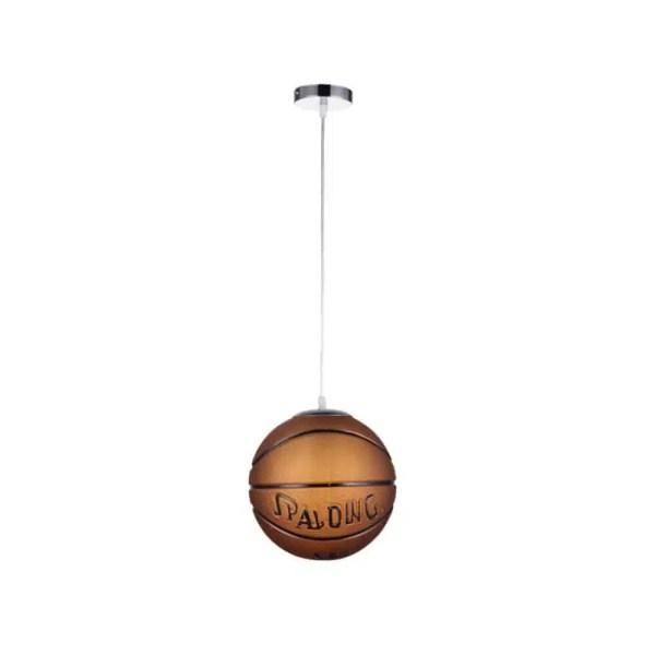 Lustre ballon de basket