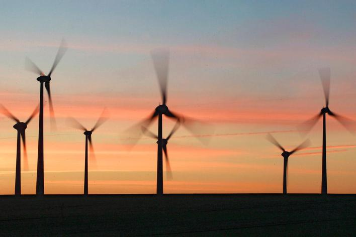 Church's power needs covered by self-produced wind energy   The Lutheran  World Federation