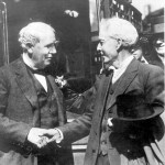 Thomas Edison & Luther Burbank