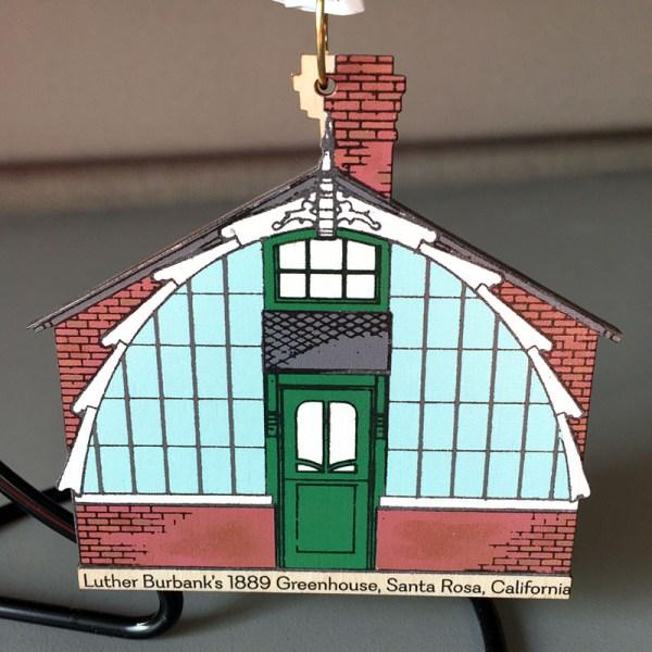 Greenhouse Ornament