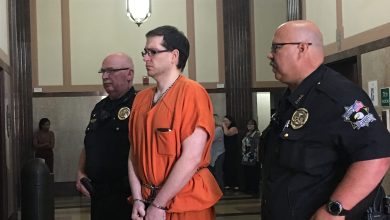 Photo of Whitmus Sentencing Mid-day Update