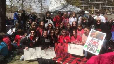 Photo of DAY FOUR: teacher walkout