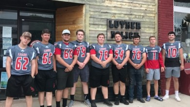 """Photo of Lions deliver """"best pizza in town"""""""