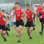 Luther Cross Country Takes First at Prague Meet