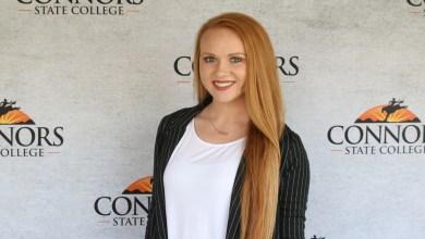 Photo of Johnna Stottlemyre named a Member of CSC Livestock Judging Team