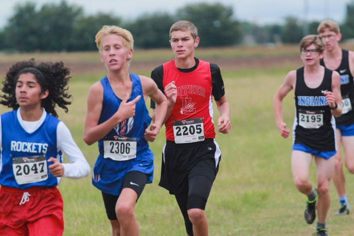 Luther Lions Cross Country